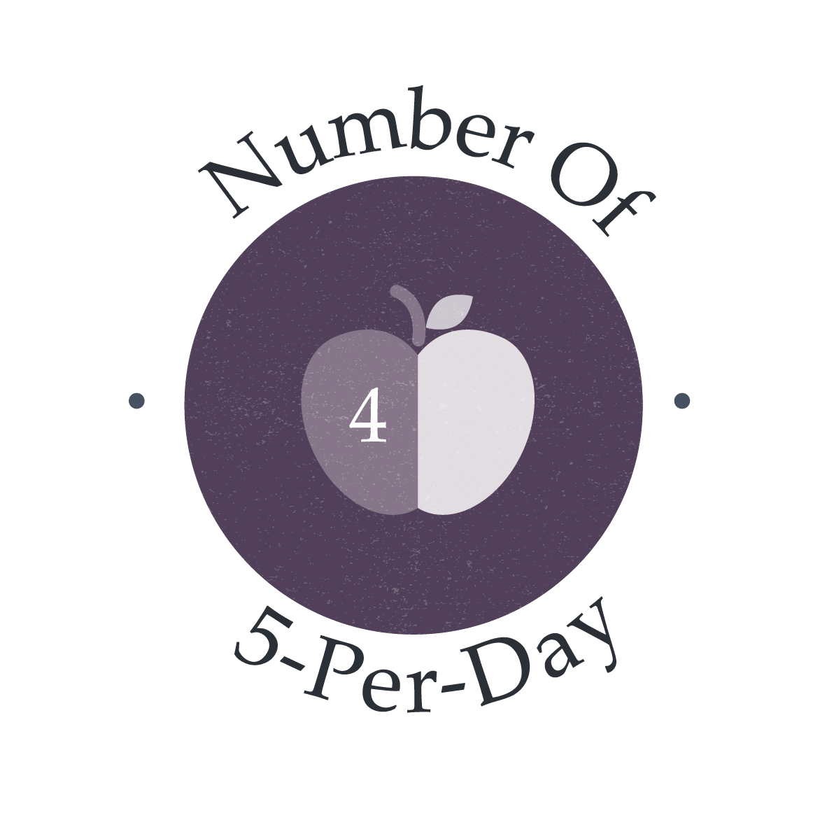 4 of 5 a day recipe