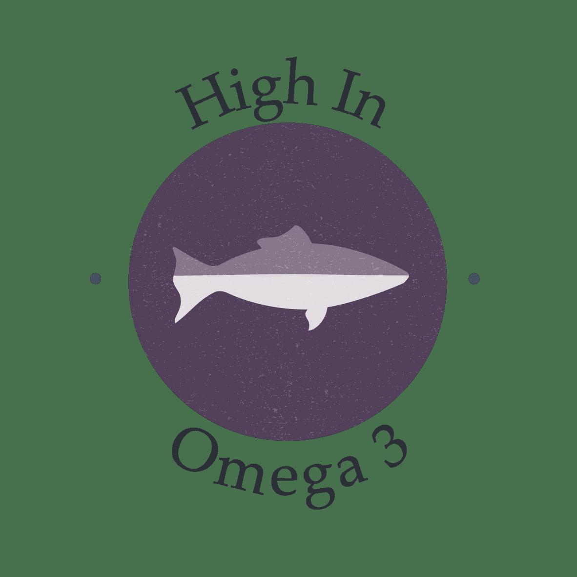 high in omega 3 recipe